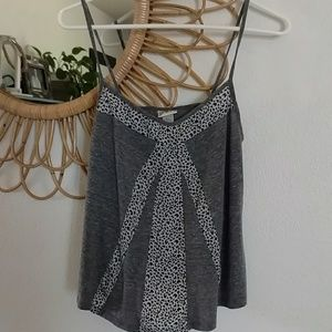 Daytrip Leopard Tank Top